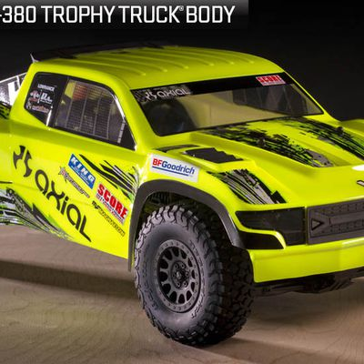 AXIAL Trophy Truck Body AX31302