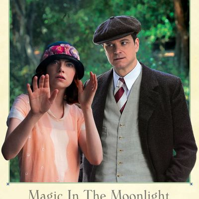 Actualité - Magic in the Moonlight, de Woody Allen - USA - Sortie : 22 octobre 2014 - Note : 4/5
