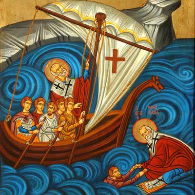 La Paroisse Catholique Saint-Nicolas de Cannes - Diocèse de Nice (06) Eglises du Christ-Roi, ND d'Espérance au Suquet, ND Bon Voyage, ND des Pins, SC du Prado