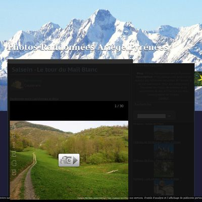 Photos Randonnées Ariège Pyrénées