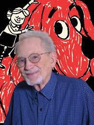Norman Bridwell creator of 'Clifford the Big Red Dog,' dead at 86 Norman