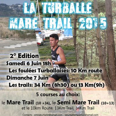 La Turballe Mare Trail 2015