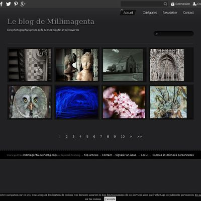 Le blog de Millimagenta
