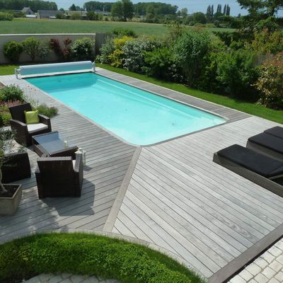 France terrasse bois