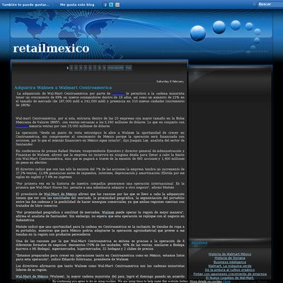 El blog de Retail mexico
