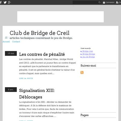 Club de Bridge de Creil