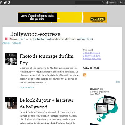Bollywood-express