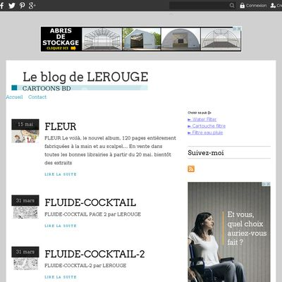 Le blog de LEROUGE