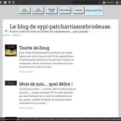 Le blog de sypi-patchartisanebrodeuse.over-blog.com