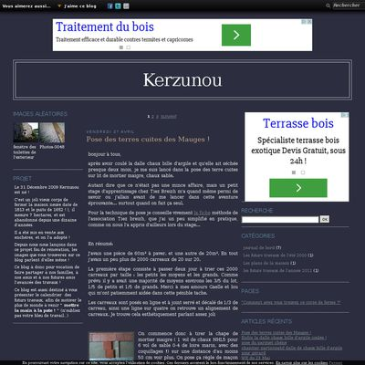 Le blog de kerzunou.over-blog.com