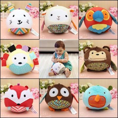 Peluches rondes