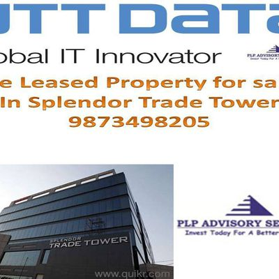 Pre Leased office space for sale on golf course extension road Gurgaon :9873498205