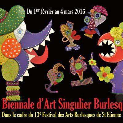 5e Biennale d'art singulier burlesque