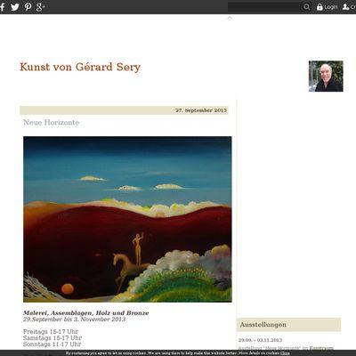 Blog von Gerard Sery