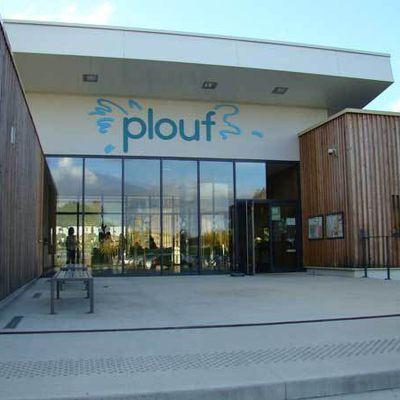 Fermeture provisoire du Centre Aquatique Plouf !!!
