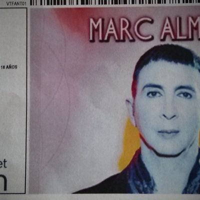 "Marc Almond, a ""Brilliant Creature"" in Madrid"