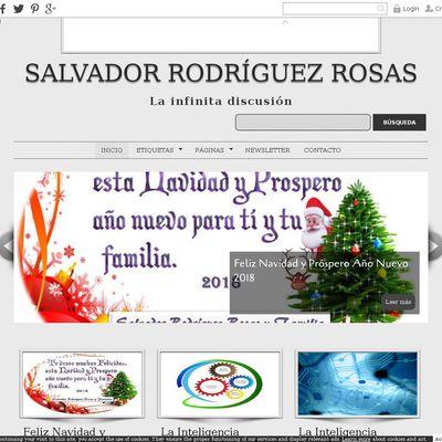 Salvador Rodríguez Rosas