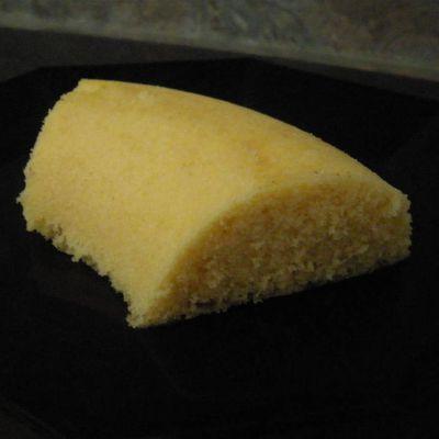 Gâteau vanille au  micro onde