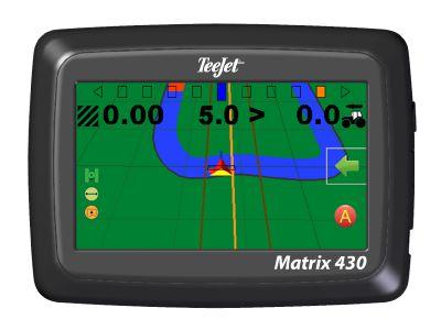 Nouveau: GPS MATRIX PRO 430 TEEJET