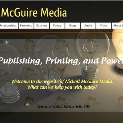 Nicholl McGuire, Virtual Assistant Services