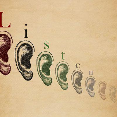 """Tutti i modi per tradurre """" ascoltare"""" in inglese"""