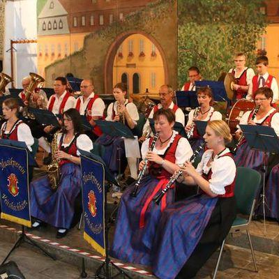Musikverein Veitshöchheim brillierte im HdB mit neuem Programm