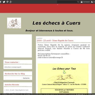 Le blog de les-echecs-a-cuers