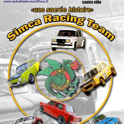 Expo : le Simca Racing Team 30 octobre 2016