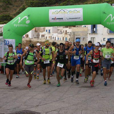 Circuito Ecotrail Sicilia 2016. Con il Trail di Marettimo alla sua 3^ edizione si chiude in bellezza l'Egadi Running Cruise