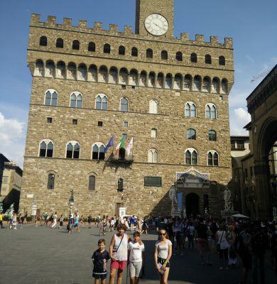 Firenze : palazzio vechio