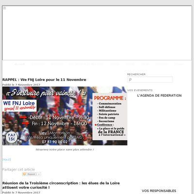 Front National de la Loire