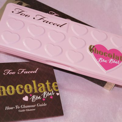 La palette Chocolate Bon Bons Too Faced