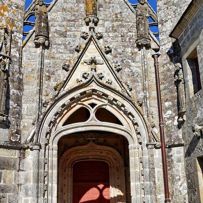 La chapelle Saint-Tugen de Primelin : architecture et détails