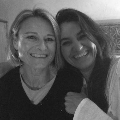 Christine et Peggy