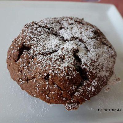Gâteau au chocolat sans beurre à la courgette