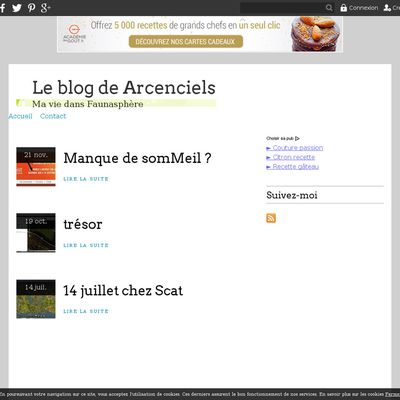 Le blog de Arcenciels