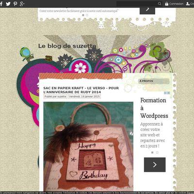Le blog de suzette