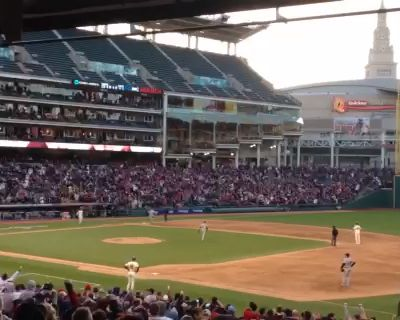 Indians - Tigers