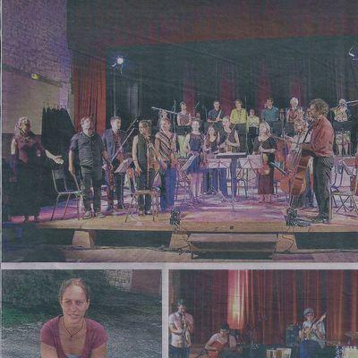 La presse du festival 2015 !