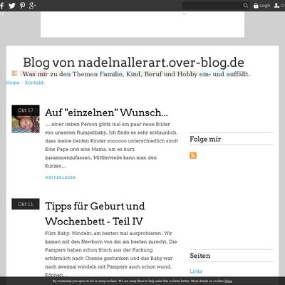 Blog von nadelnallerart.over-blog.de