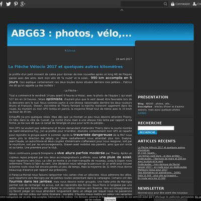 ABG63 : photos, vélo,...