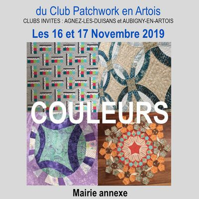 Notre exposition....ce week-end