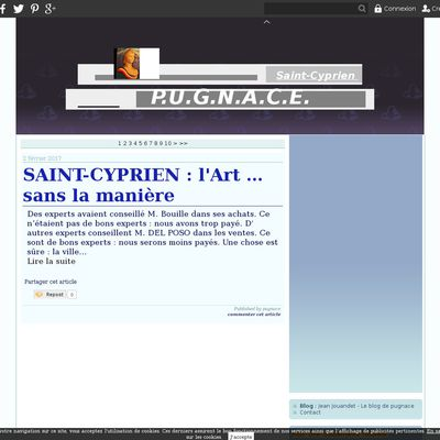 Jean Jouandet - Le blog de pugnace