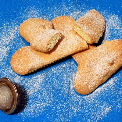 Biscuits à la cuillère (végétaliens)