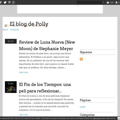 El blog de Polly