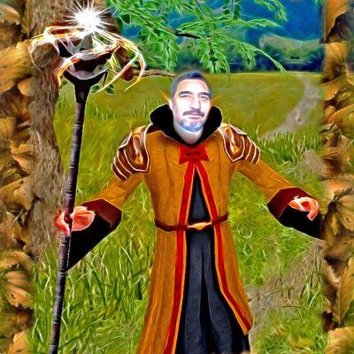 Aduna le magicien