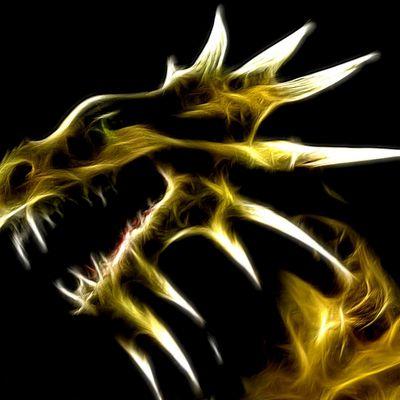 Luminescence du dragon