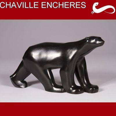 CHAVILLE ENCHERES Artistes animaliers 15 février 2015