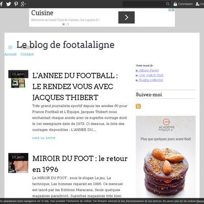 Le blog de footalaligne