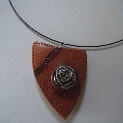 Parure bijoux en polymère (13)